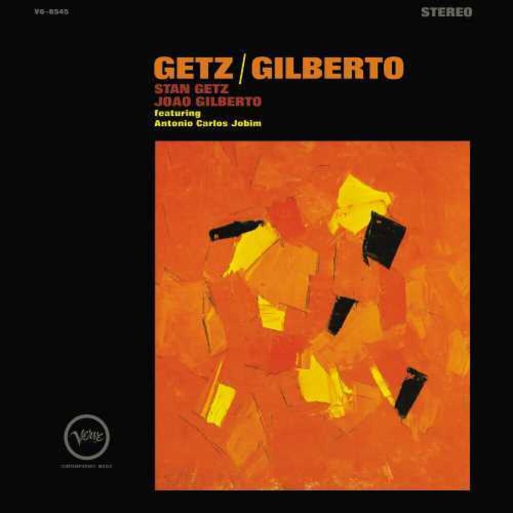 Stan Getz & Joao Gilberto - Getz/Gilberto [Limited Edition Deluxe LP]