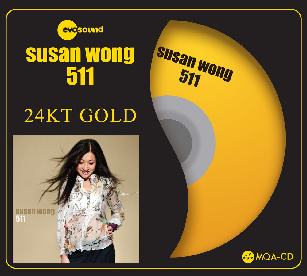 Susan Wong - 511 (24kt Gold Mqa-Cd) [Limited Edition]