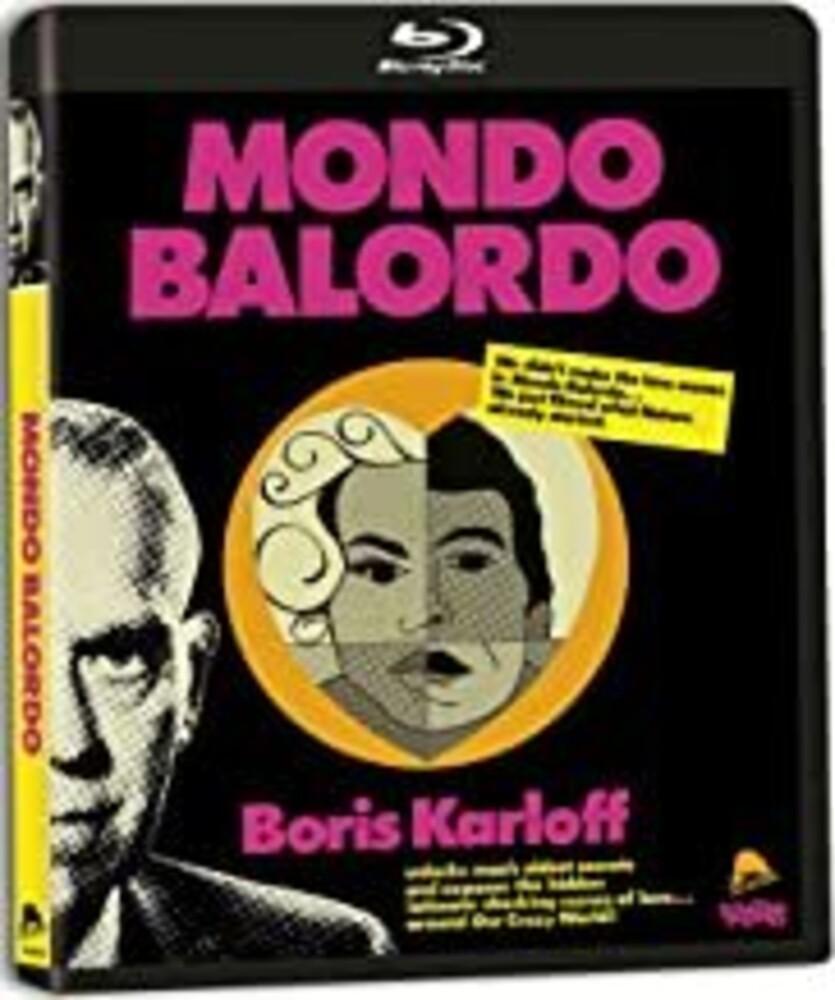Mondo Balordo - Mondo Balordo / (Can)