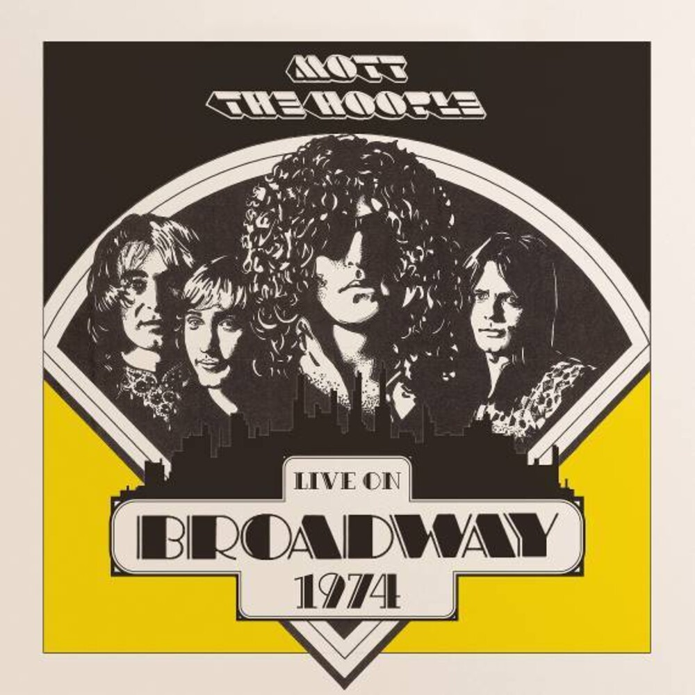 Mott The Hoople - Live On Broadway 1974 (Gate) (Ofgv) (Uk)