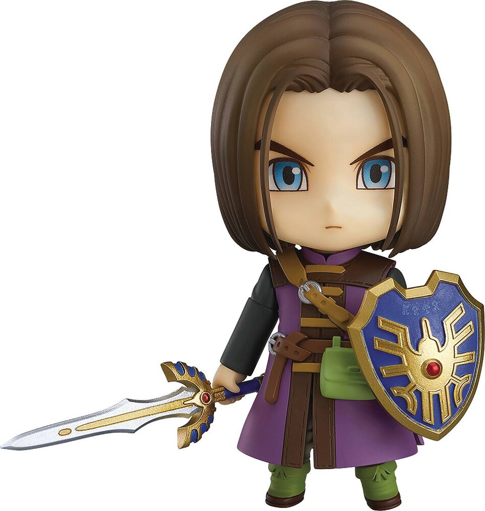 Good Smile Company - Good Smile Company - Dragon Quest XI Echoes The Luminary NendoroidAction Figure