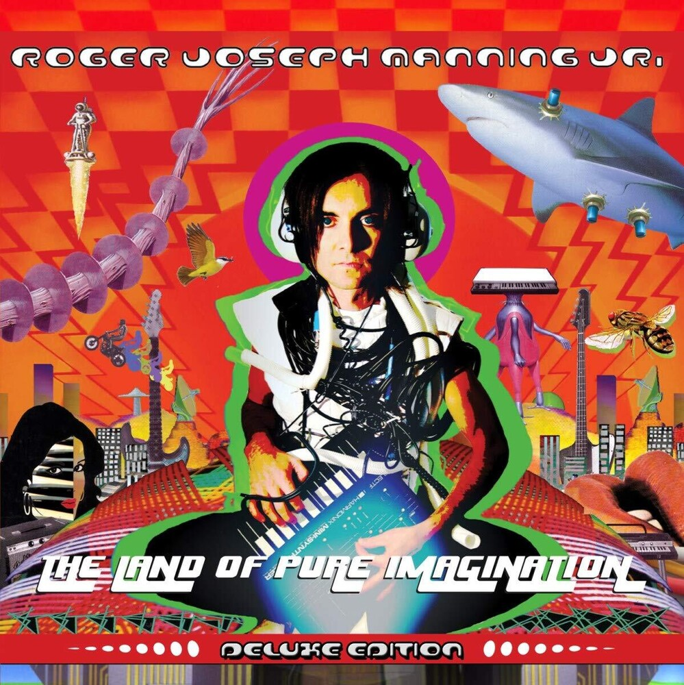 Roger Joseph Manning Jr. - Land Of Pure Imagination [Digipak]