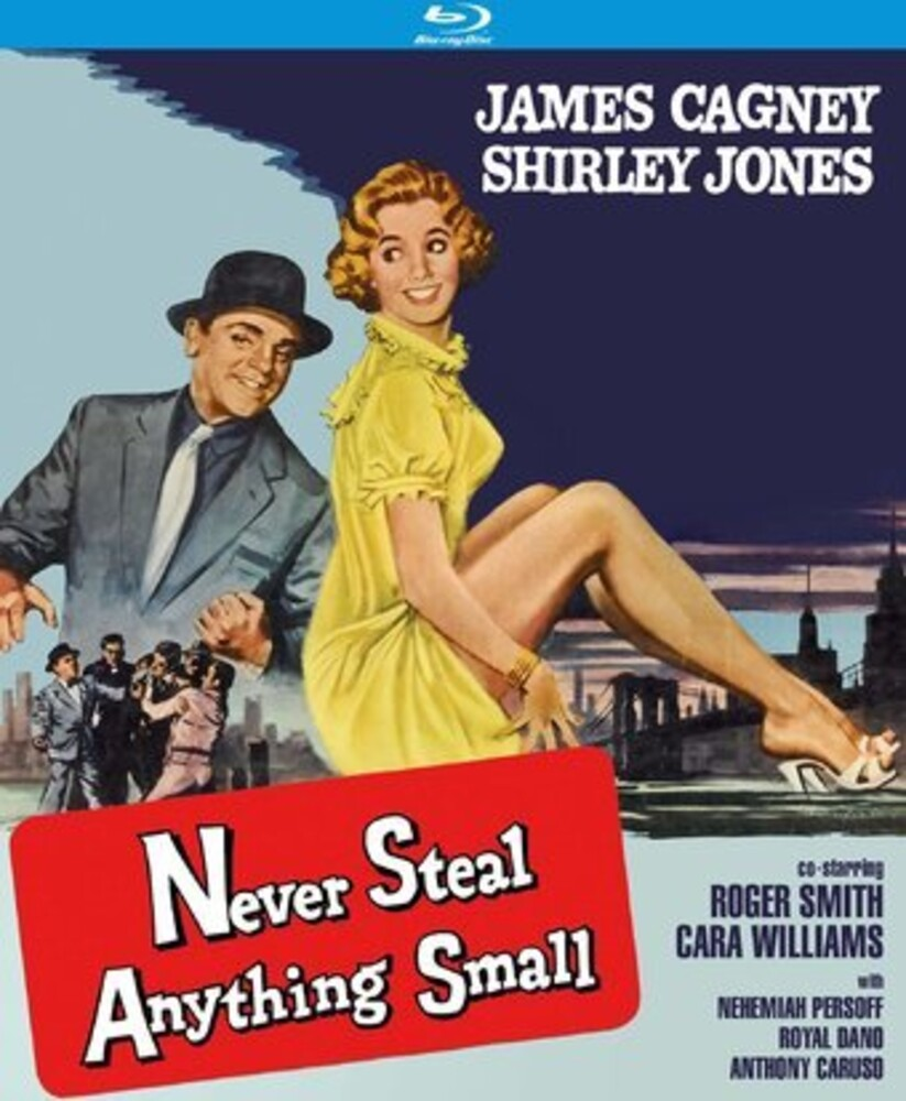 - Never Steal Anything Small