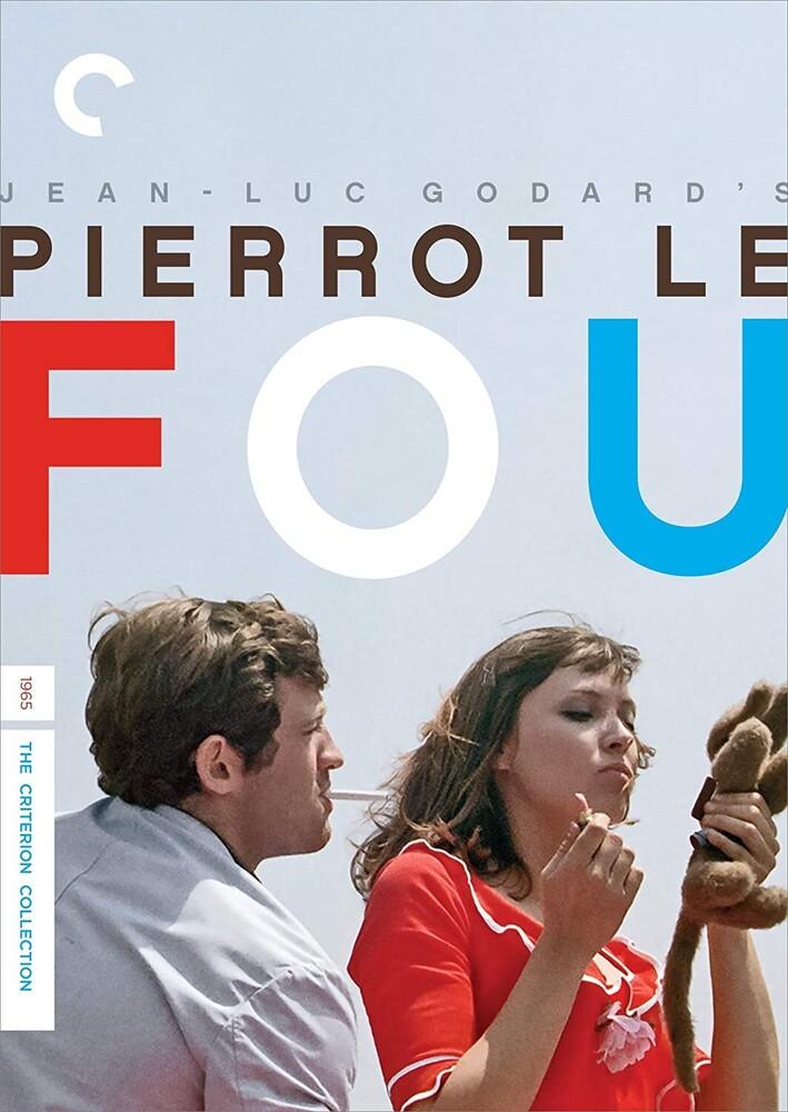Raymond Devos - Criterion Collection: Pierrot Le Fou (2pc) / (2pk)
