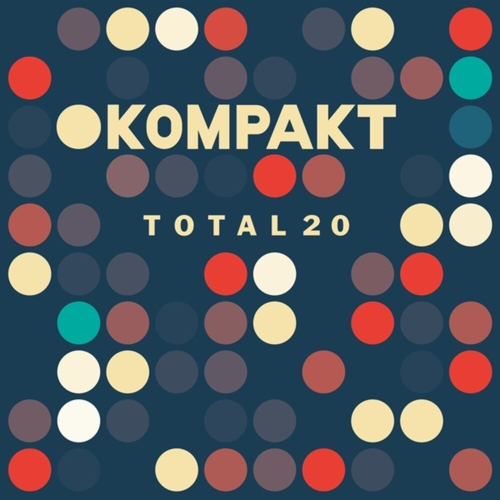 Kompakt Total 20 / Various 2pk - Kompakt Total 20 (Various Artists)
