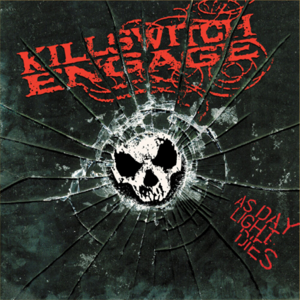 Killswitch Engage - As Daylight Dies [Deluxe Red/Black/Clear LP]