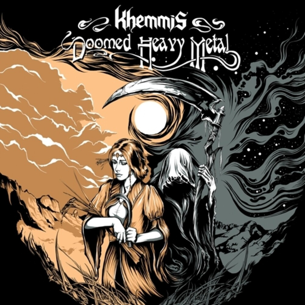 Khemmis - Doomed Heavy Metal (Colored Vinyl) [Colored Vinyl]