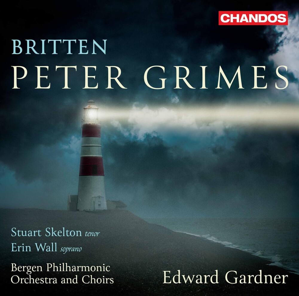 Stuart Skelton - Peter Grimes