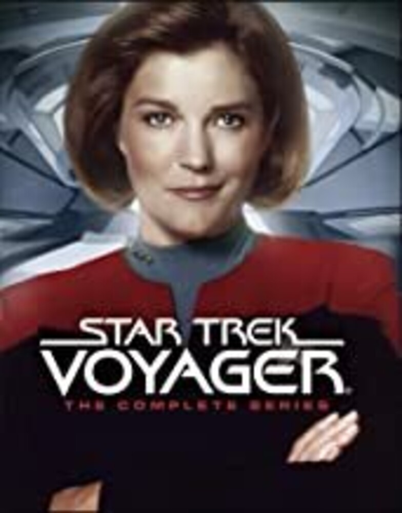 Joe Menosky - Star Trek: Voyager - Complete Series (47pc)