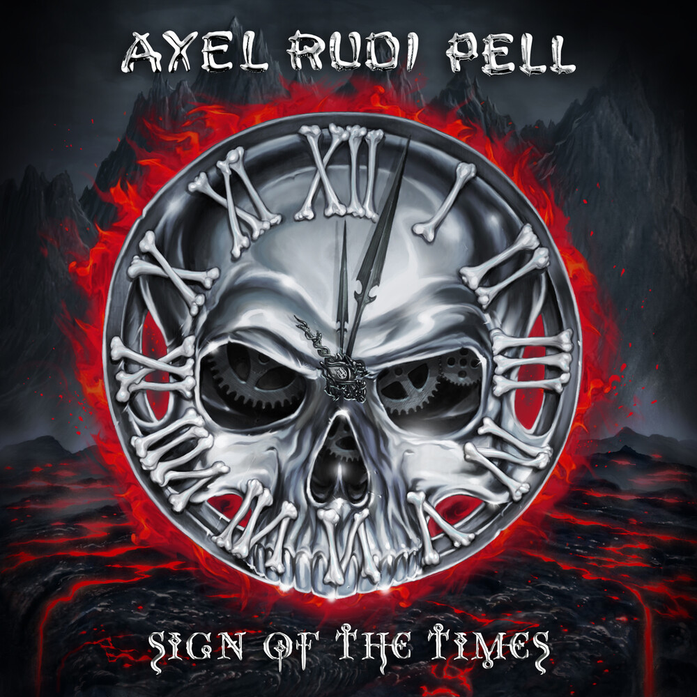 Axel Rudi Pell - Sign Of The Times [Import]