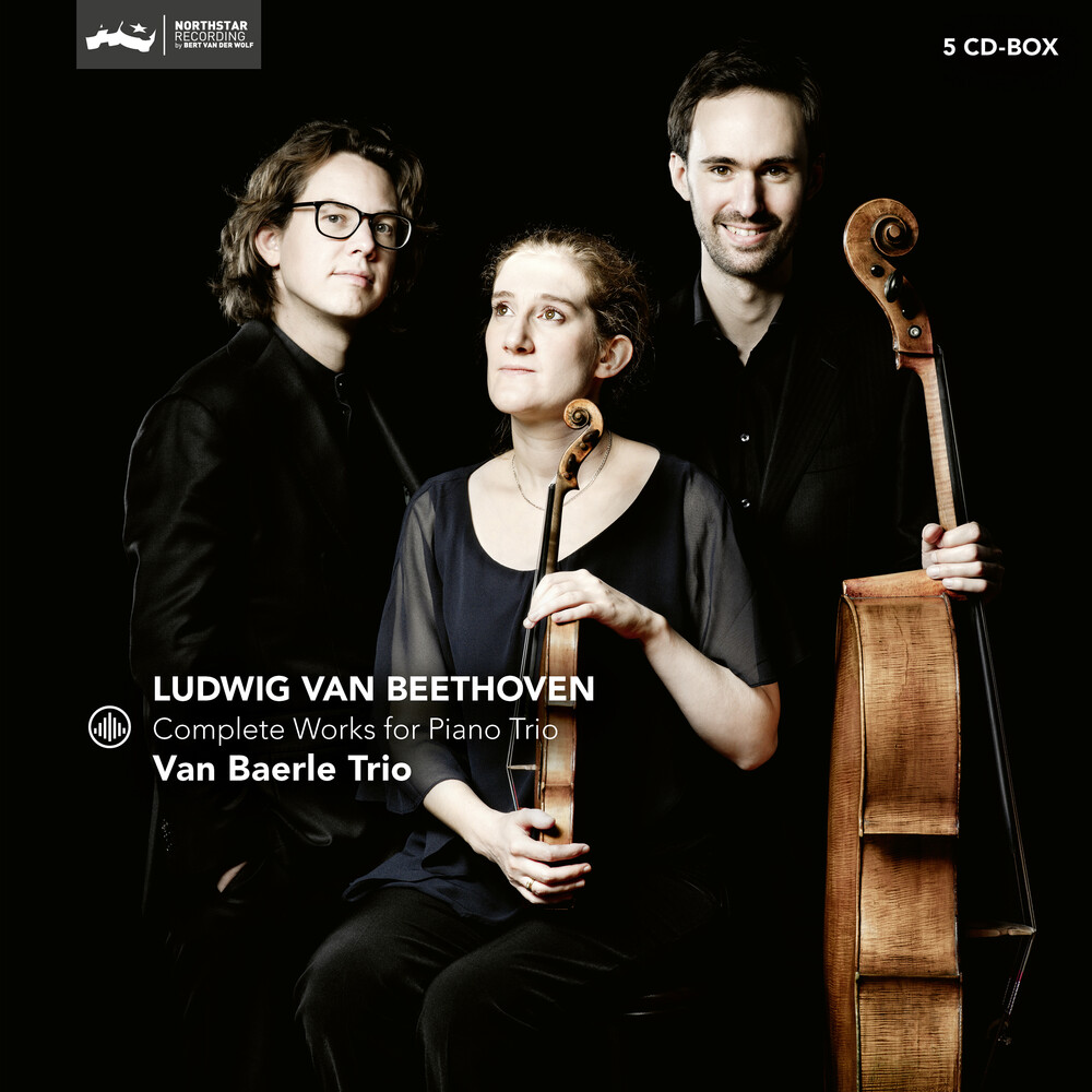 Beethoven / Van Baerle Trio - Complete Works For Piano Trio (Box)