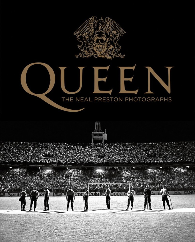- Queen: The Neal Preston Photographs