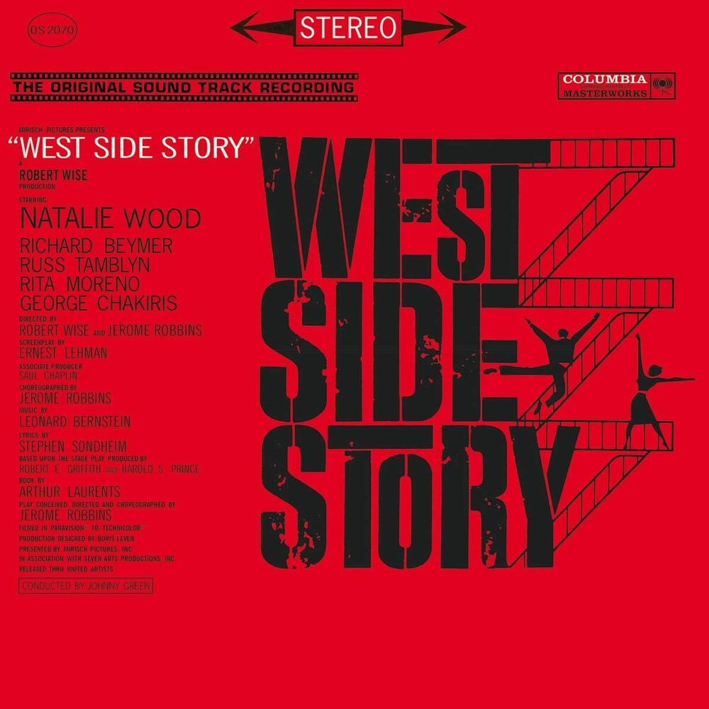 Leonard Bernstein Colv Gate Ltd Ogv Ylw - West Side Story / O.S.T. [Colored Vinyl] (Gate) [Limited Edition] [180 Gram]