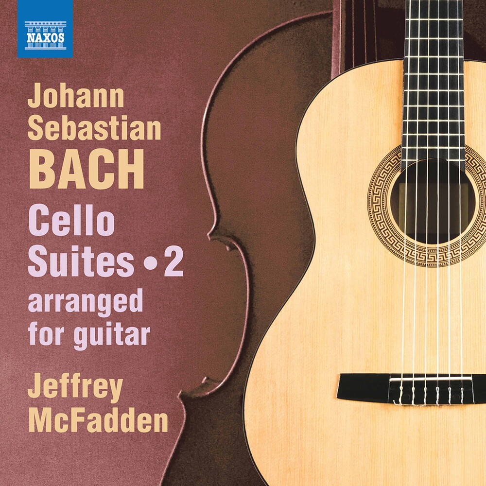 Jeffrey Mcfadden - Cello Suites 2