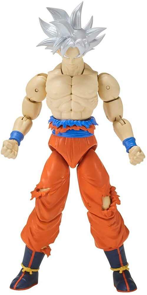 "Dragonball Super Dragon Stars - Bandai America - DragonBall Super Dragon Stars Ultra Instinct Goku 6.5"" Action Figure"
