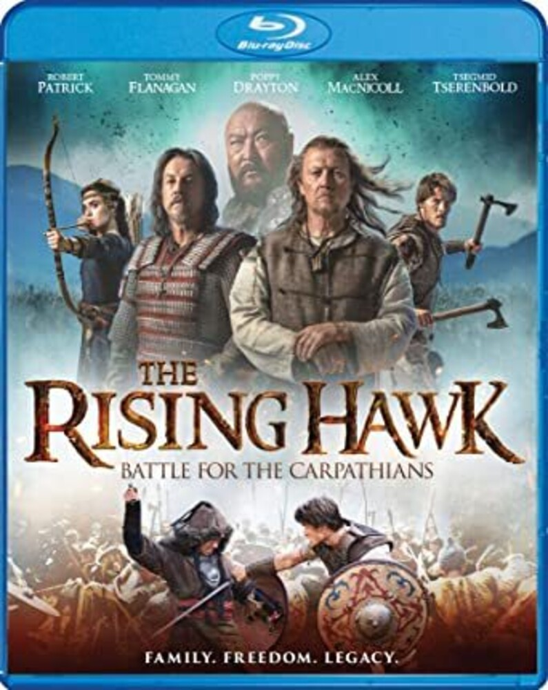 Rising Hawk: Battle for the Carpathians - The Rising Hawk: Battle for the Carpathians