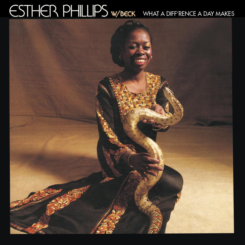 Esther Phillips - What A Diff'rence A Day (Hol)