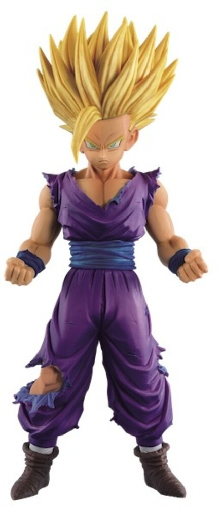 Banpresto - BanPresto - Dragon Ball Z Master Stars Piece The Son Gohan Figure