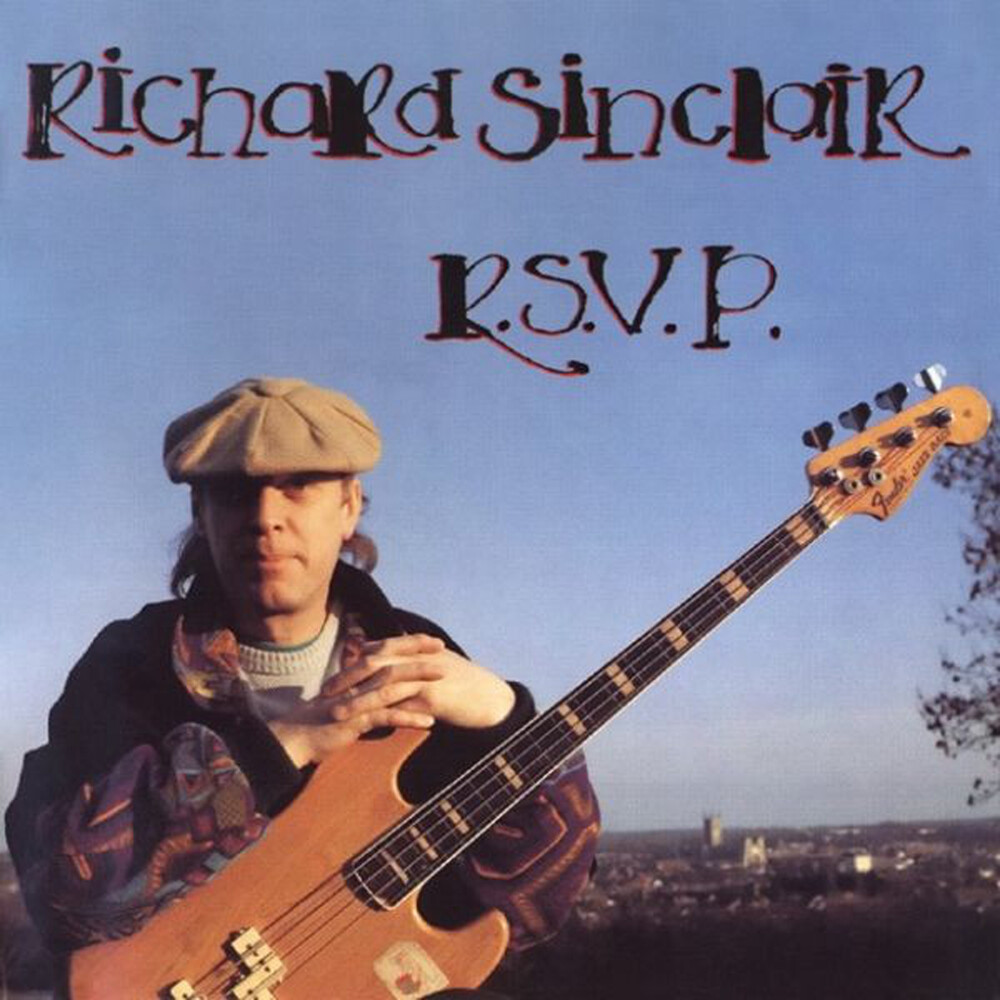 Richard Sinclair - R.S.V.P. (Stic)