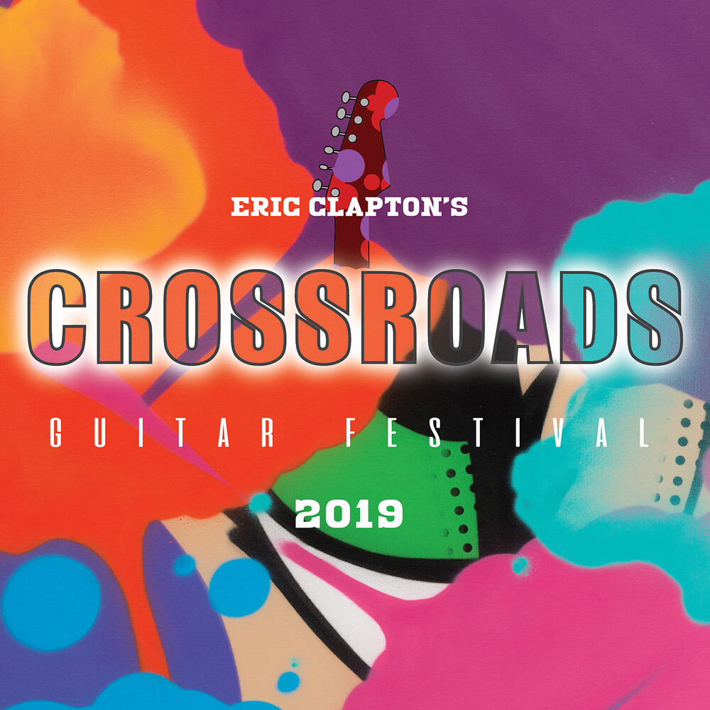Eric Clapton - Eric Clapton's Crossroads Guitar Festival 2019 [Blu-ray]