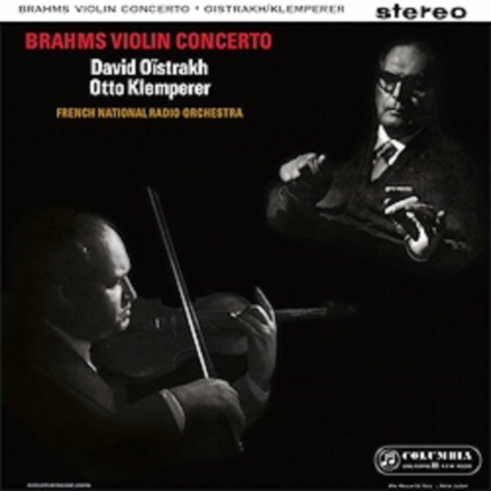 Johannes Brahms - Violin Concerto (Blk) [Remastered]