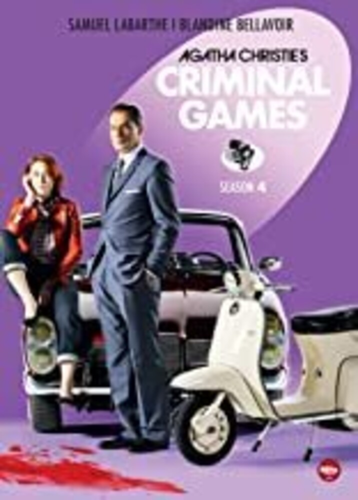 - Agatha Christies Criminal Games: Set 4