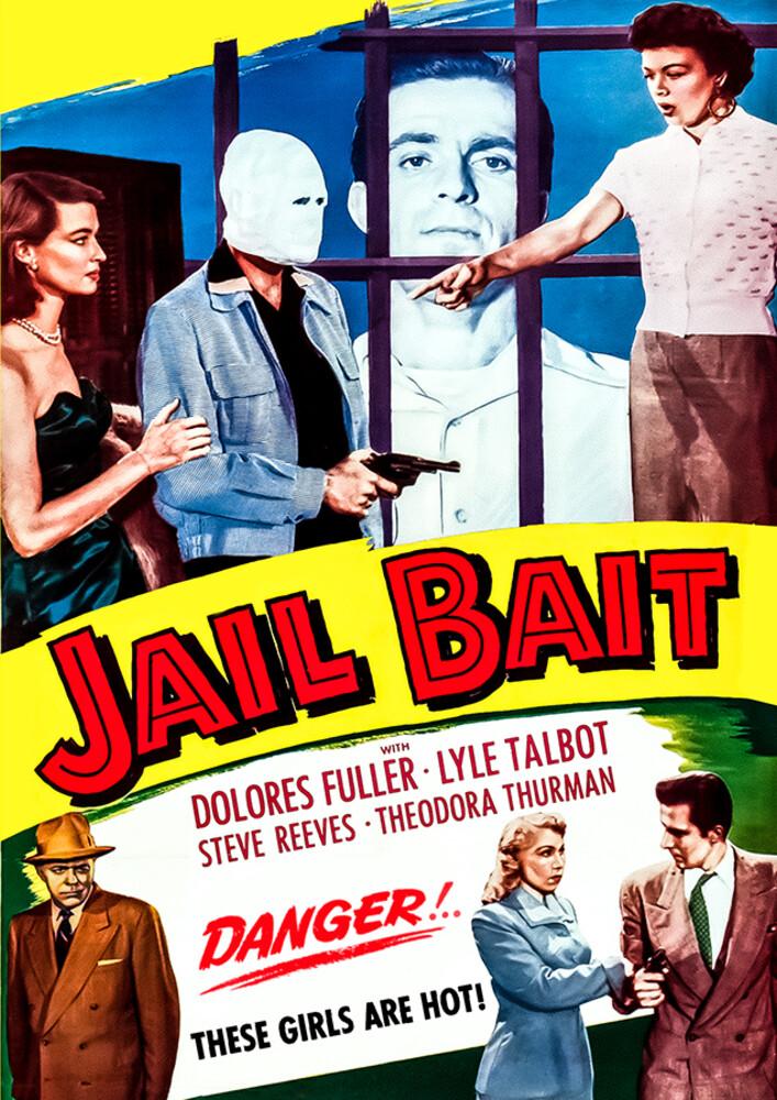 Jail Bait - Jail Bait / (Mod)