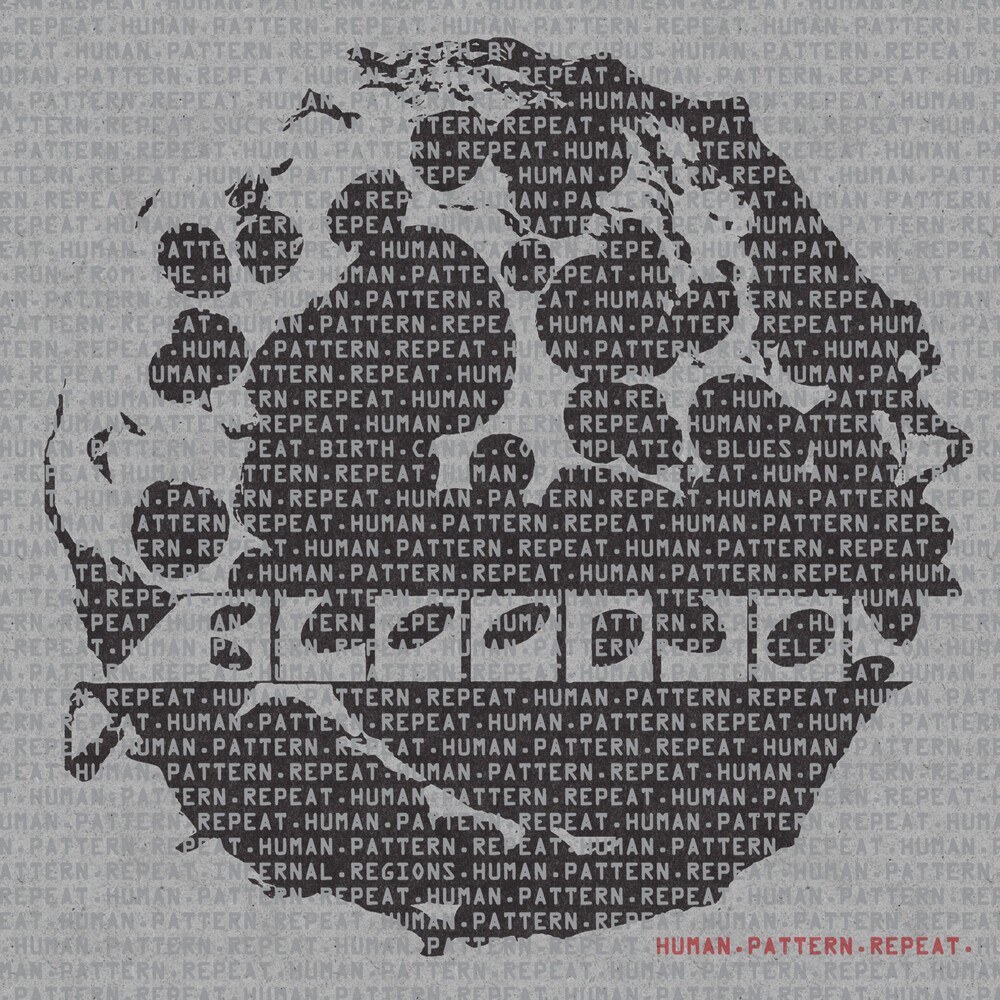 Rhys Bloodjoy - Human.Pattern.Repeat.