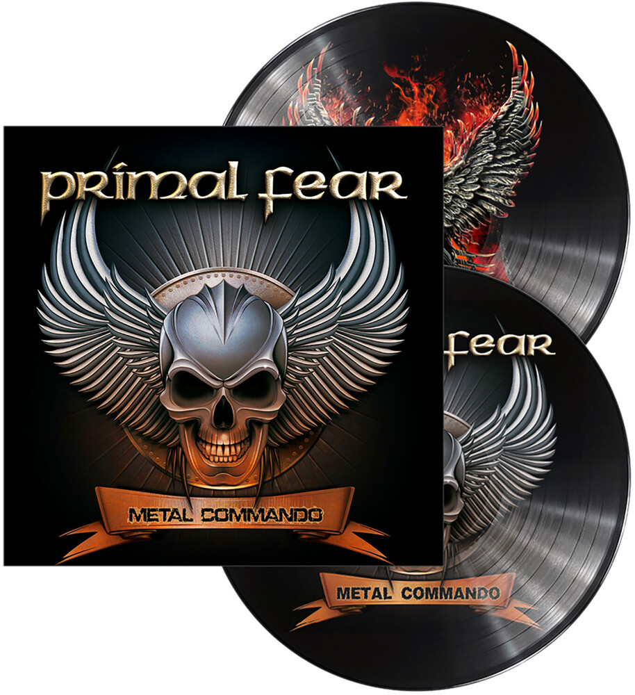 Primal Fear - Metal Commando (Picture Disc) [Limited Edition] (Pict)