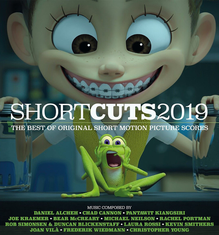 Short Cuts 2019 / OST Ltd Ita - Short Cuts 2019 / O.S.T. [Limited Edition] (Ita)