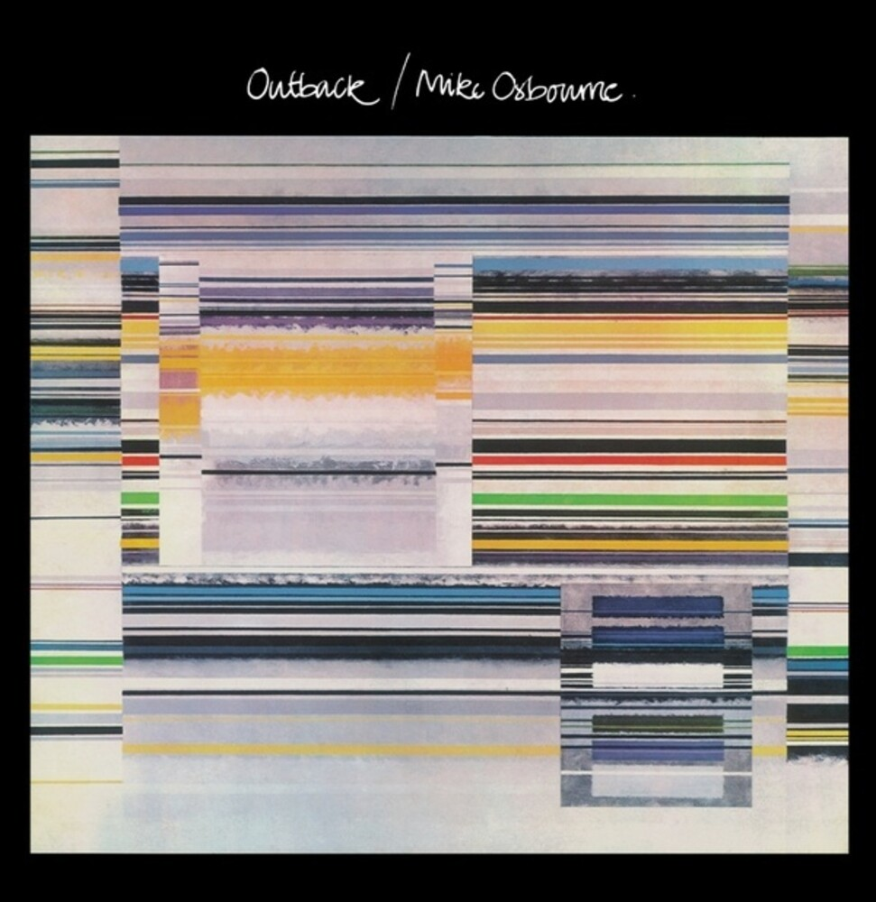 Mike Osborne - Outback