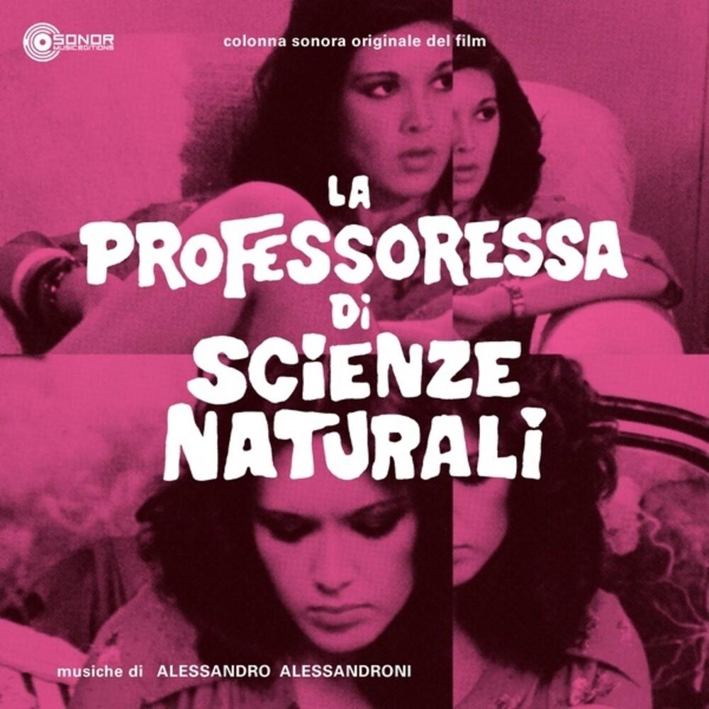 Alessandro Alessandroni Ita - La Professoressa Di Scienze Naturali / O.S.T.