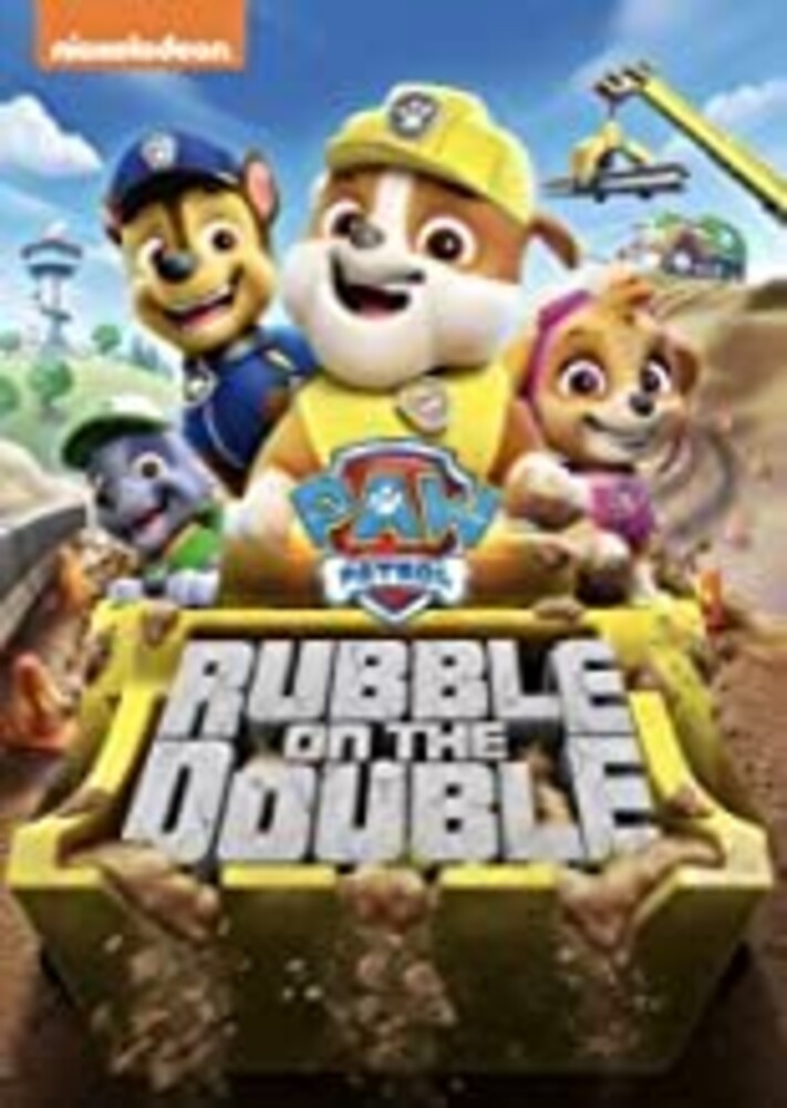 Paw Patrol: Rubble on the Double - Paw Patrol: Rubble On The Double / (Ac3 Amar Dol)