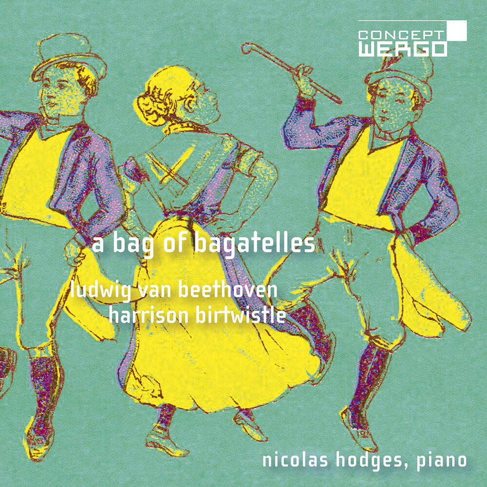 Nicolas Hodges - Bag of Bagatelles