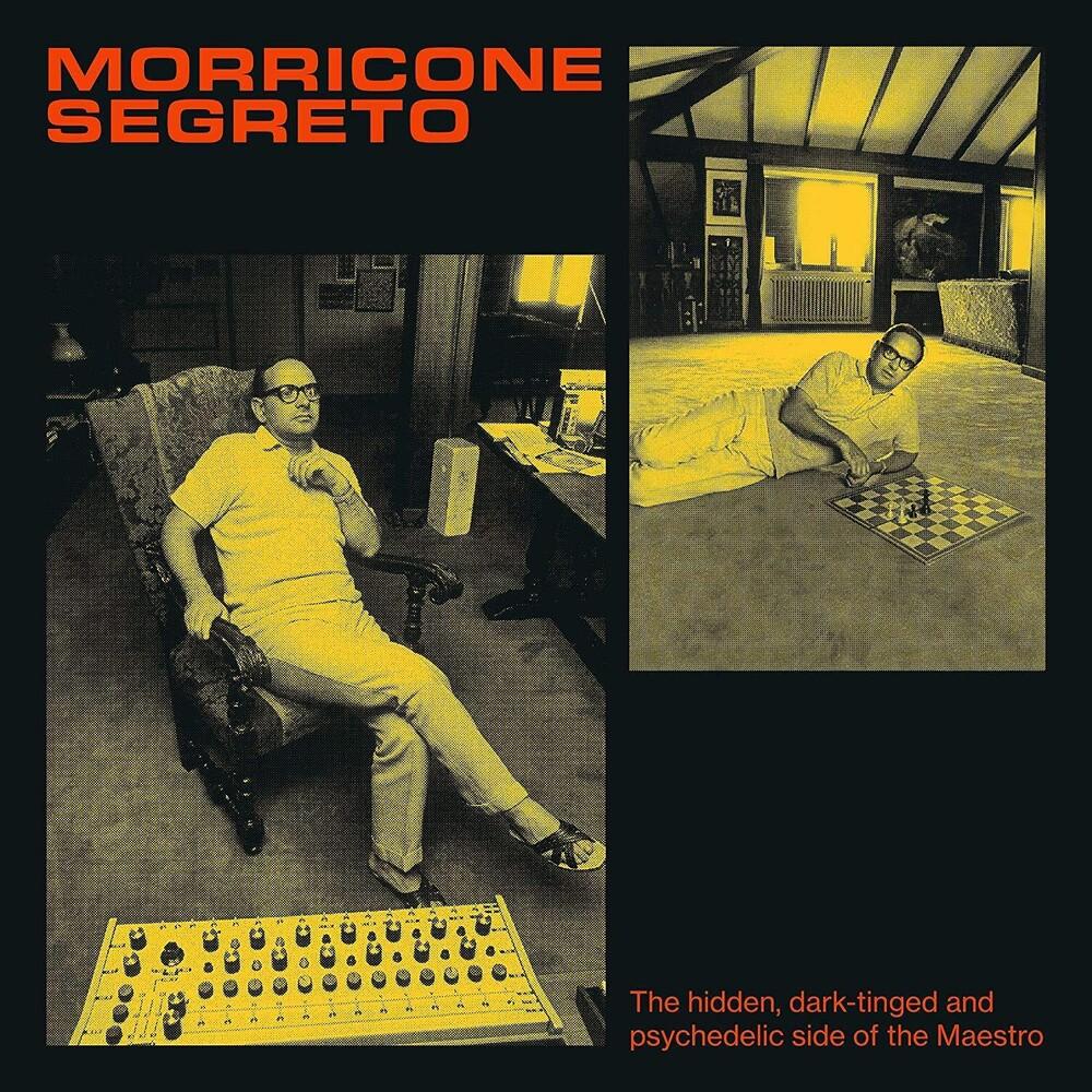 Ennio Morricone Dlx Ltd Wsv Ylw Ita - Morricone Segreto [Deluxe] [Limited Edition] (Wsv) (Ylw) (Ita)