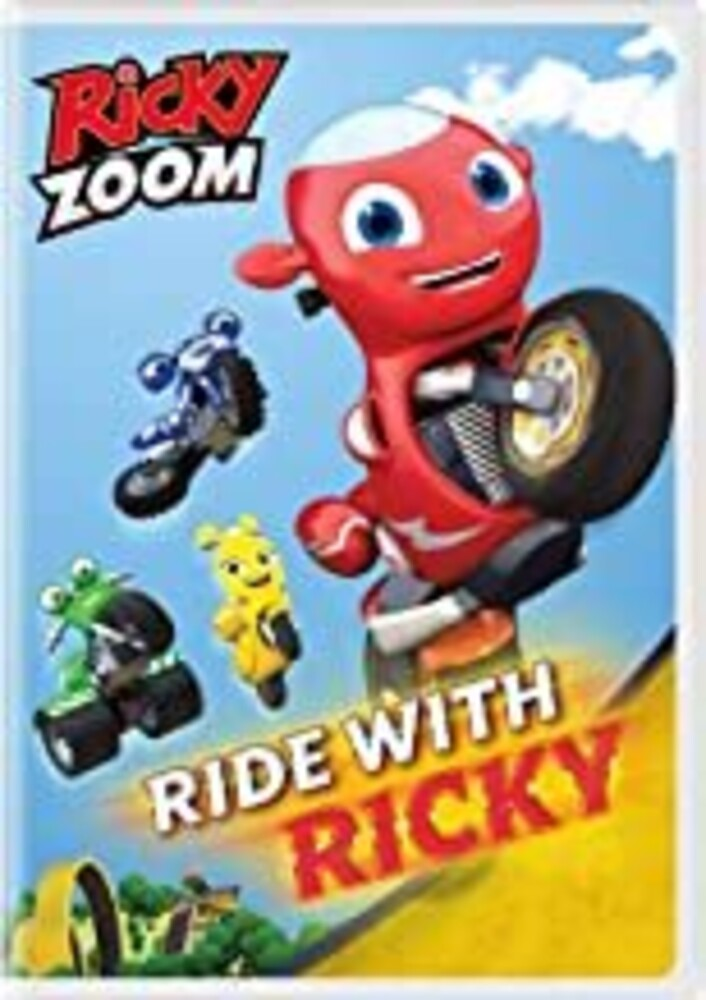 Ricky Zoom: Ride with Ricky - Ricky Zoom: Ride With Ricky