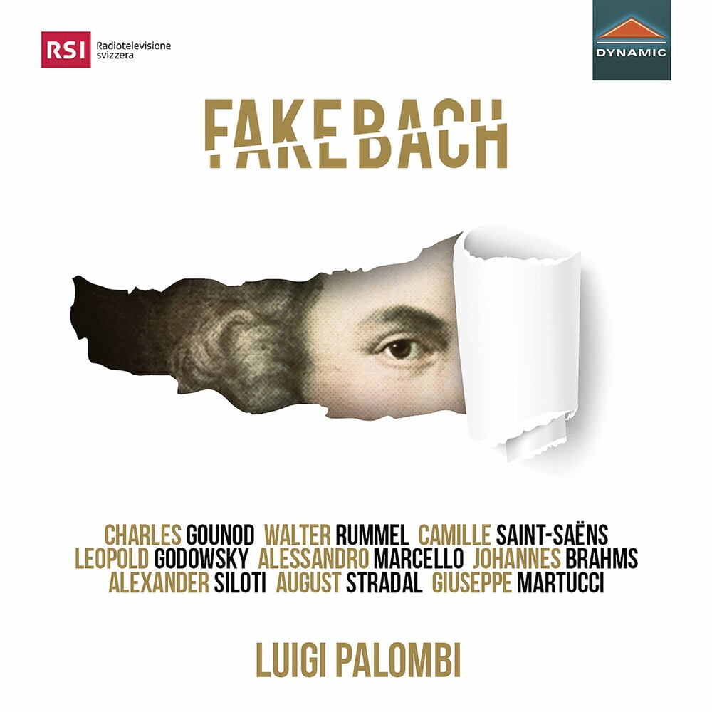 Fake Bach / Various - Fake Bach / Various