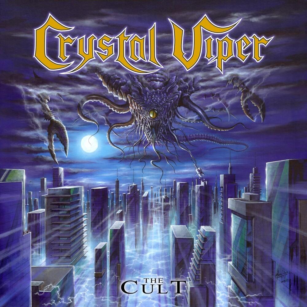 Crystal Viper - Cult (Bonus Track) [Digipak]