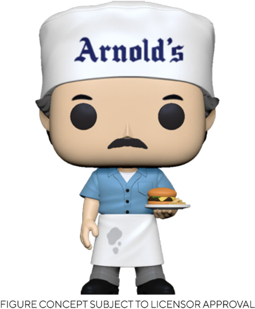 - FUNKO POP! TELEVISION: Happy Days - Arnold