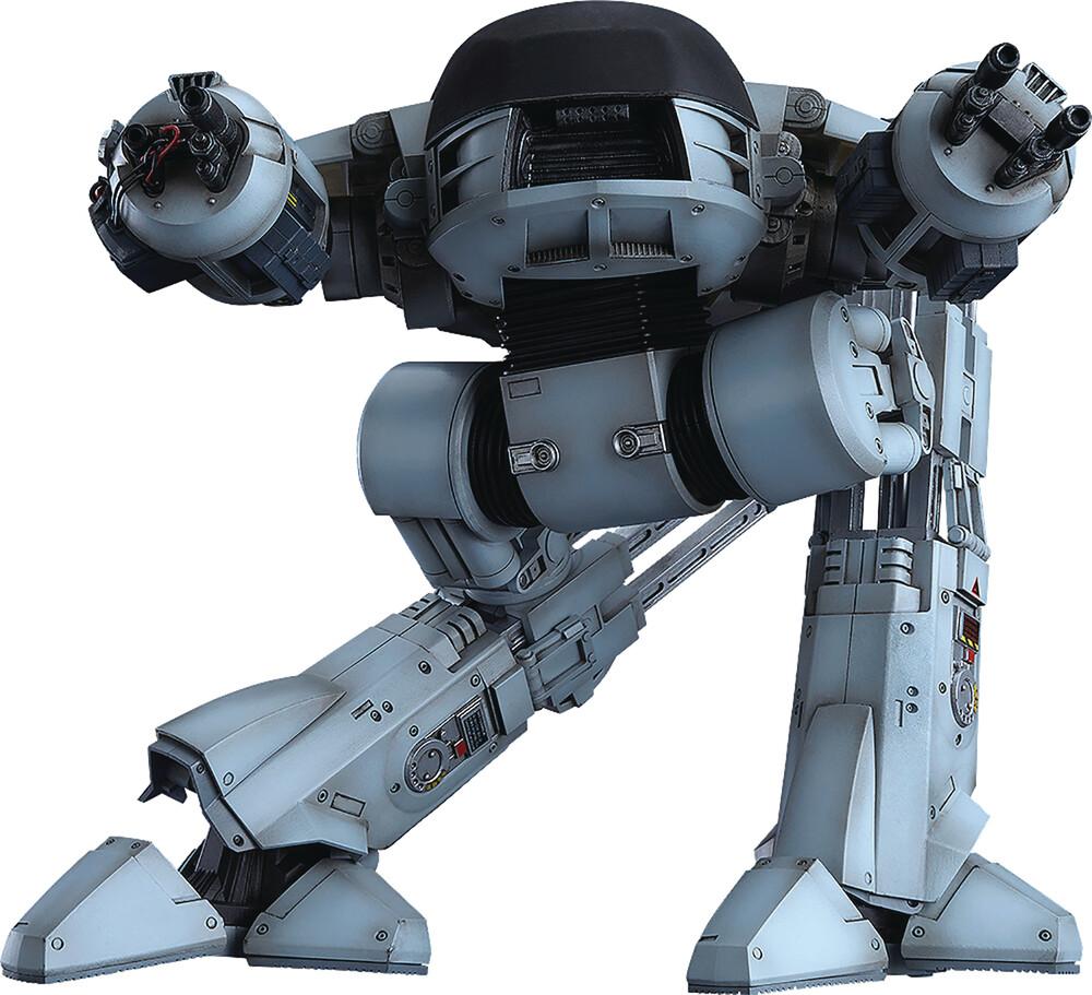 Good Smile Company - Good Smile Company - Robocop Moderoid ED-209 Plastic Model Kit
