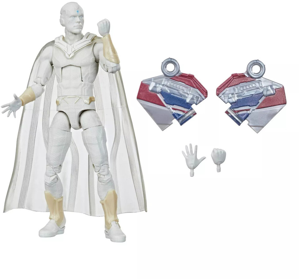 Avn Legends Mse 5 - Hasbro Collectibles - Marvel Legends Avengers Mse 5