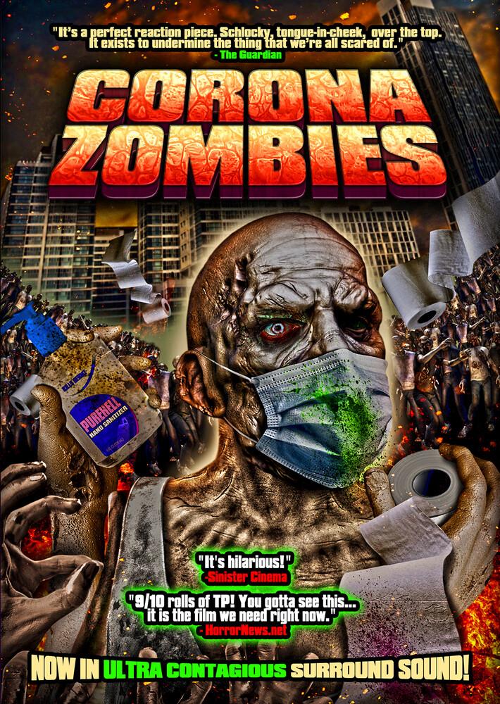 Corona Zombies - Corona Zombies