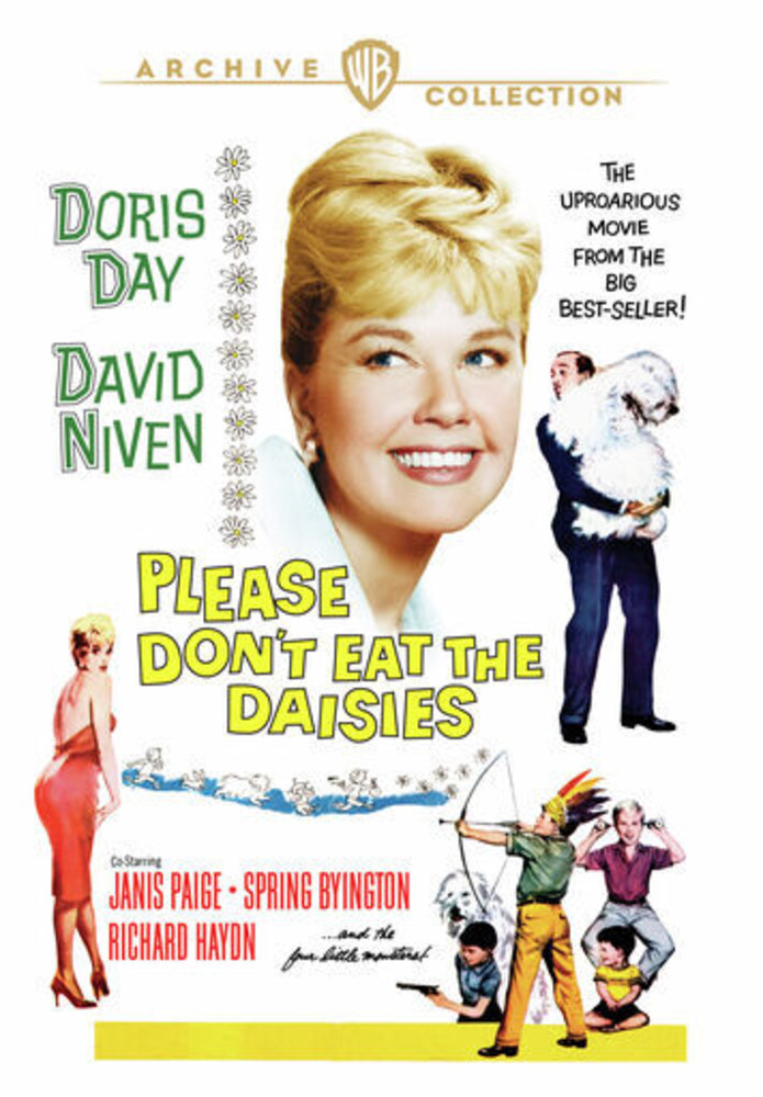 Please Don't Eat the Daisies (1960) - Please Don't Eat the Daisies
