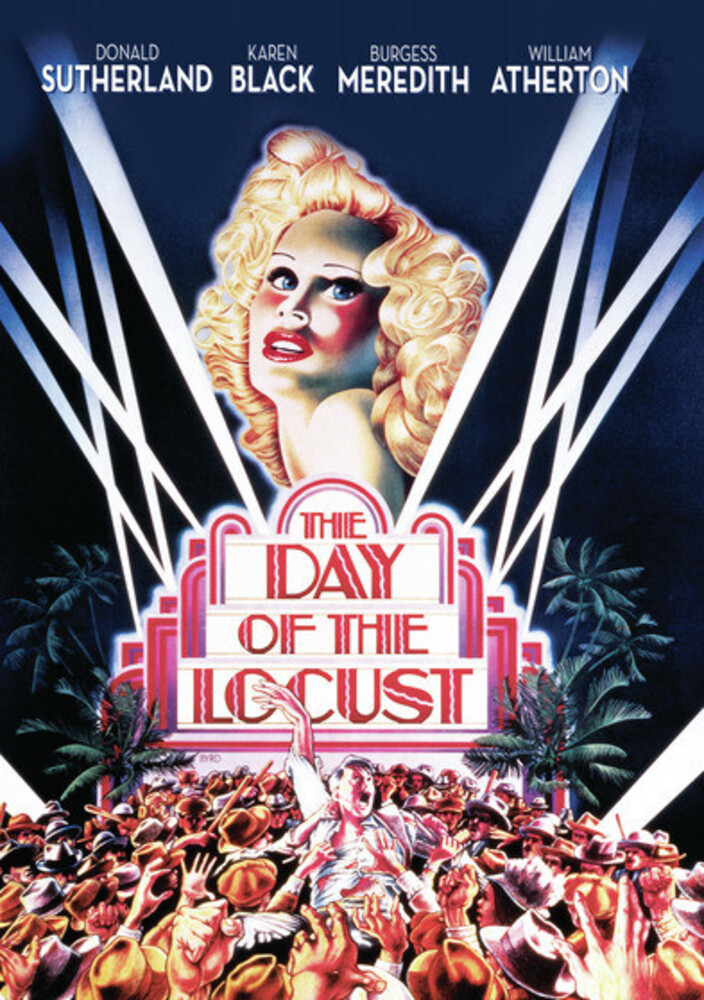 Day of the Locust - The Day of the Locust