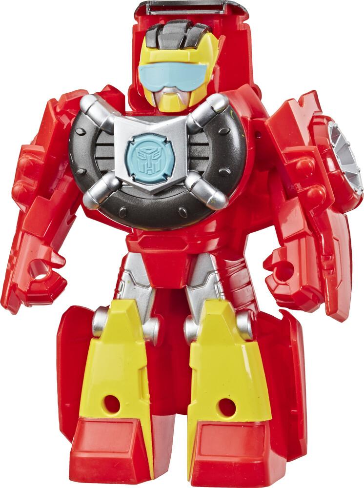 Tra Rbt Hot Shot Vtol - Hasbro Collectibles - Transformers Rescue Bots Academy Hot Shot Vtol