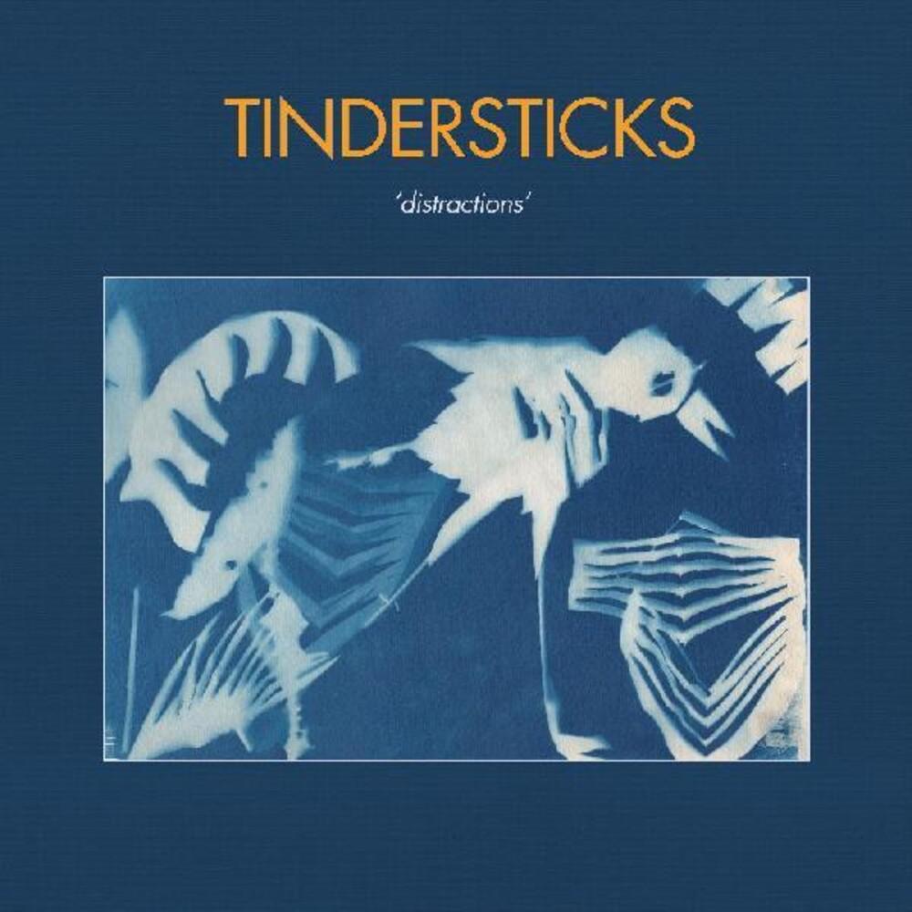 Tindersticks - Distractions (Blue) [Colored Vinyl]