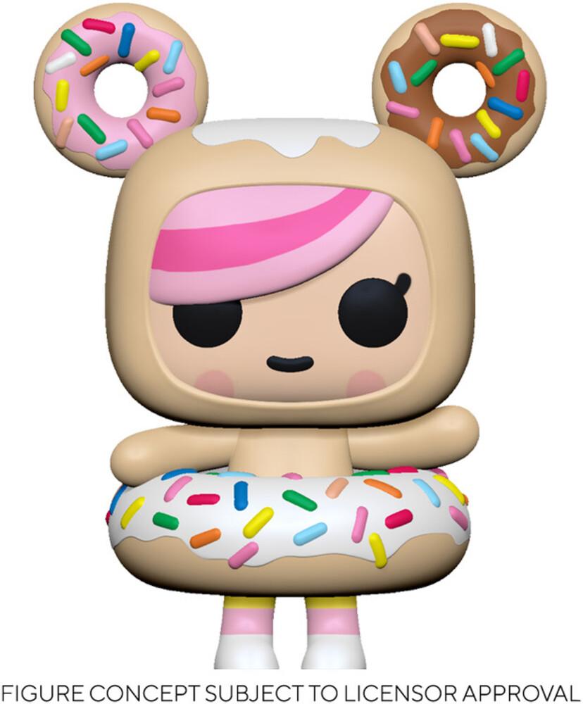 Funko Pop!: - FUNKO POP!: Tokidoki- Donutella