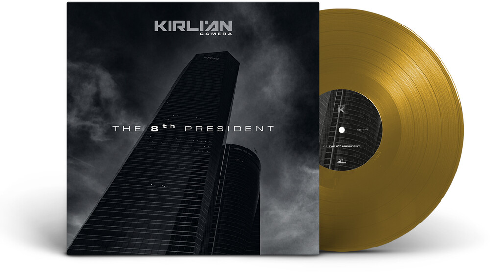 Kirlian Camera - 8th President (Gold Vinyl) (Gol) [Limited Edition]