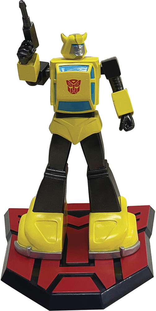 Pcs Collectibles - PCS Collectibles - Transformers Bumblebee 9 PVC Statue