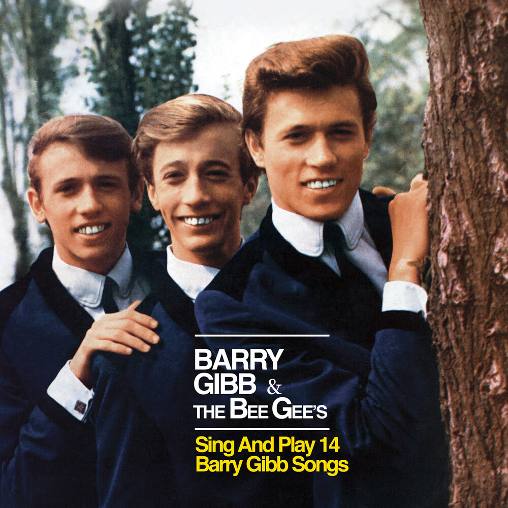 Bee Gees - Barry Gibb & The Bee Gees Sing & Play 14 Barry Gibb Songs